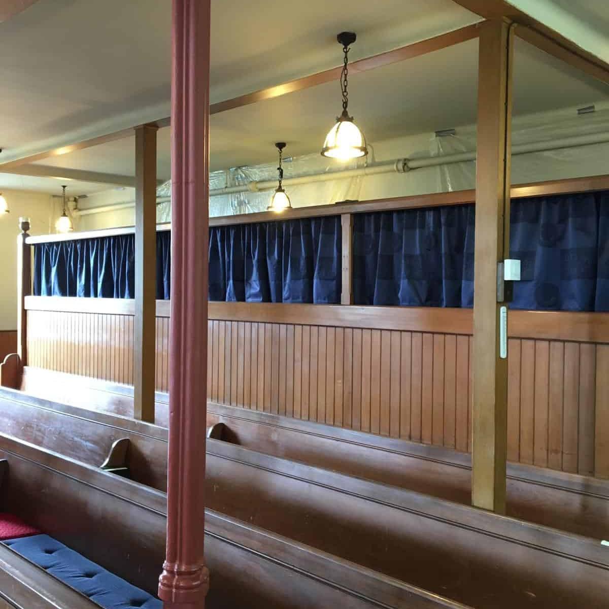 Photos from Bishopton Parish Church heating system 11