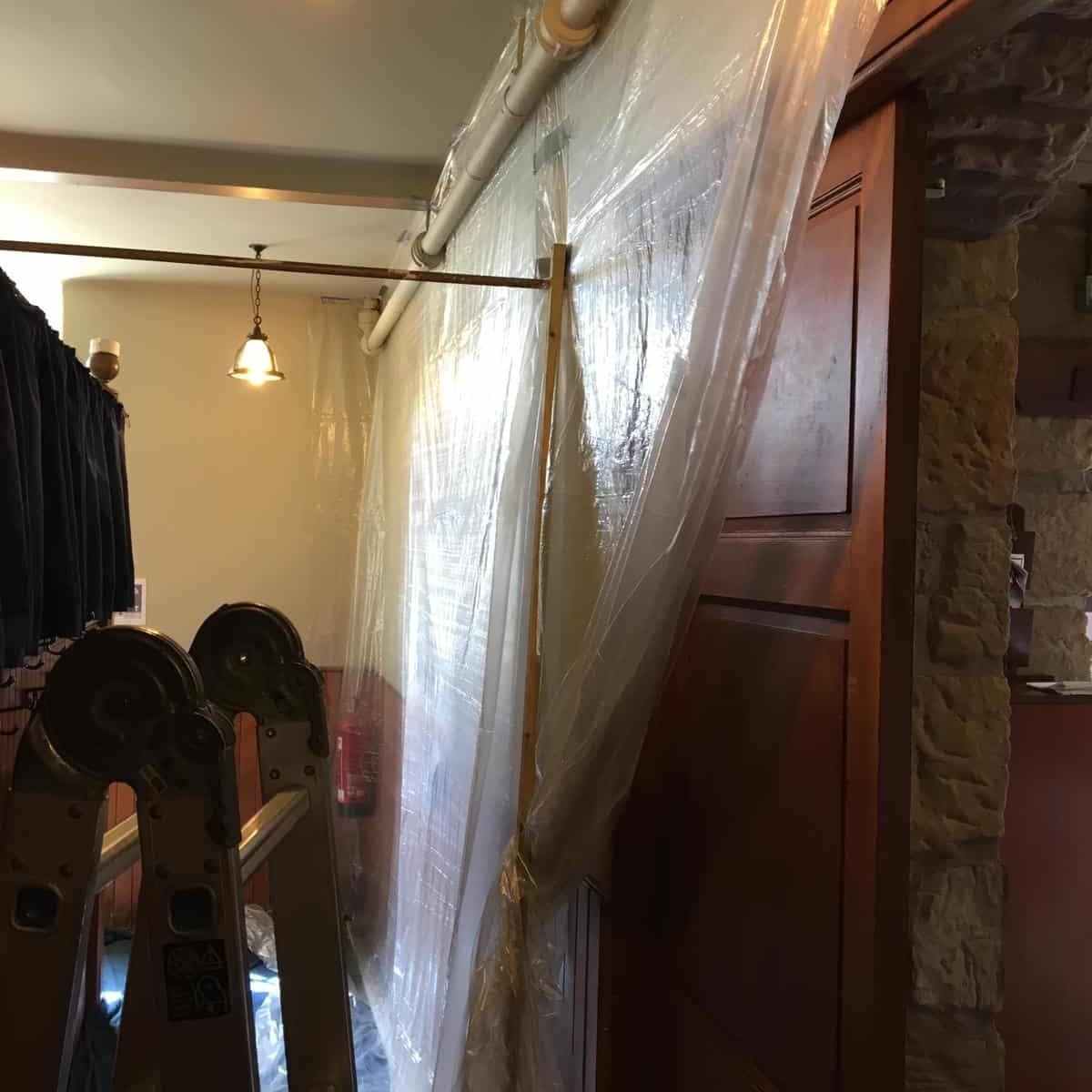 Photos from Bishopton Parish Church heating system 17