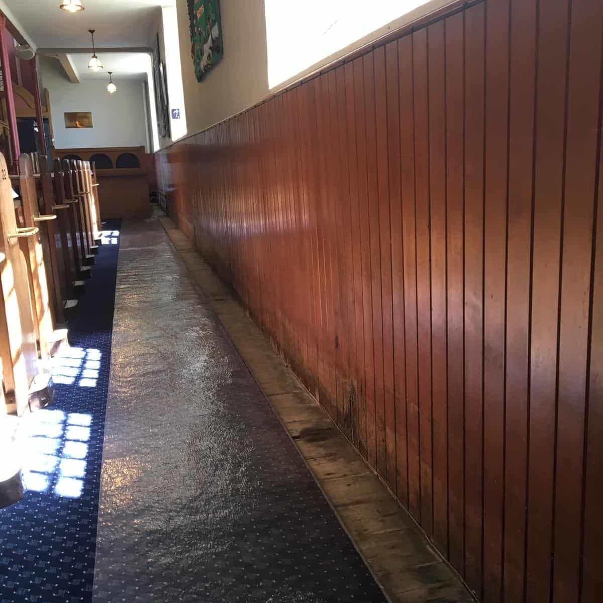 Photos from Bishopton Parish Church heating system 21