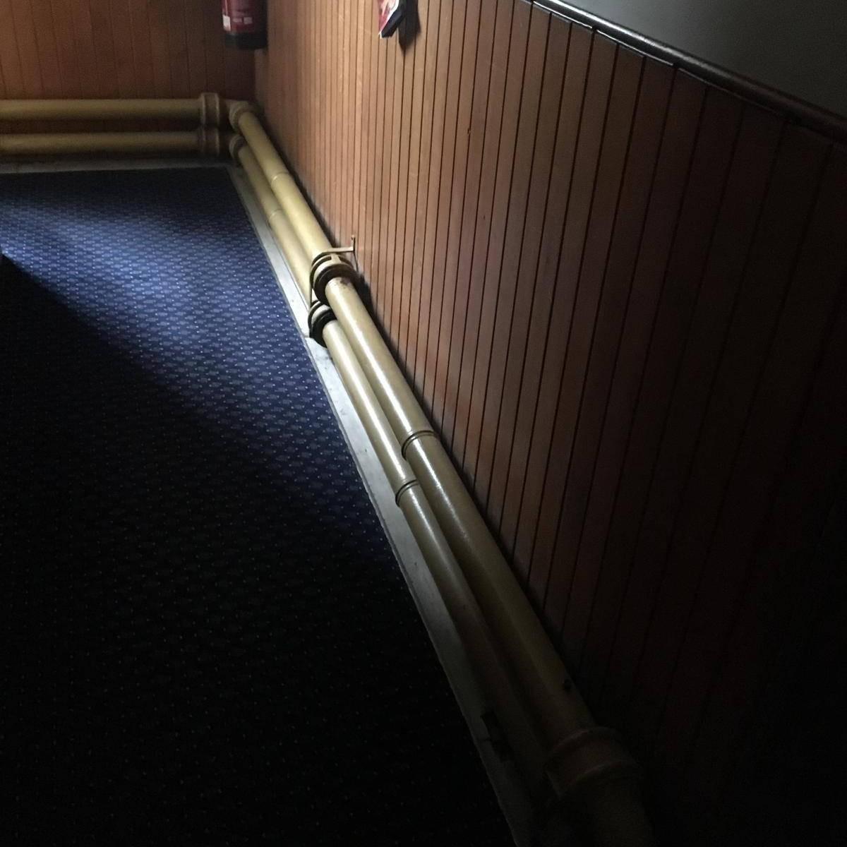 Photos from Bishopton Parish Church heating system 29