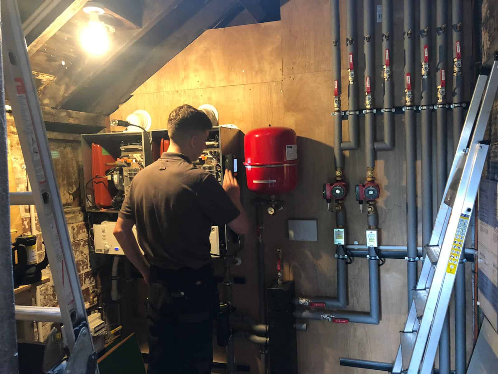 LCD Heating & Gas Apprentice 1