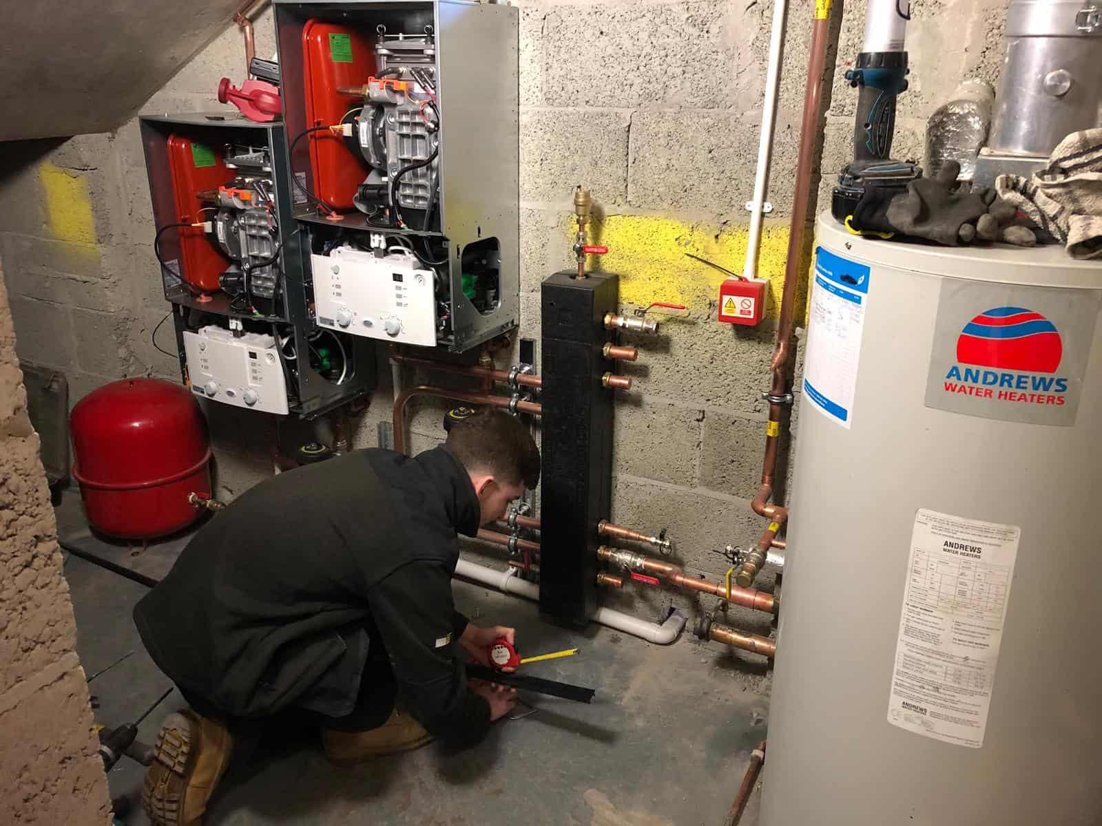 LCD Heating & Gas Apprentice 2