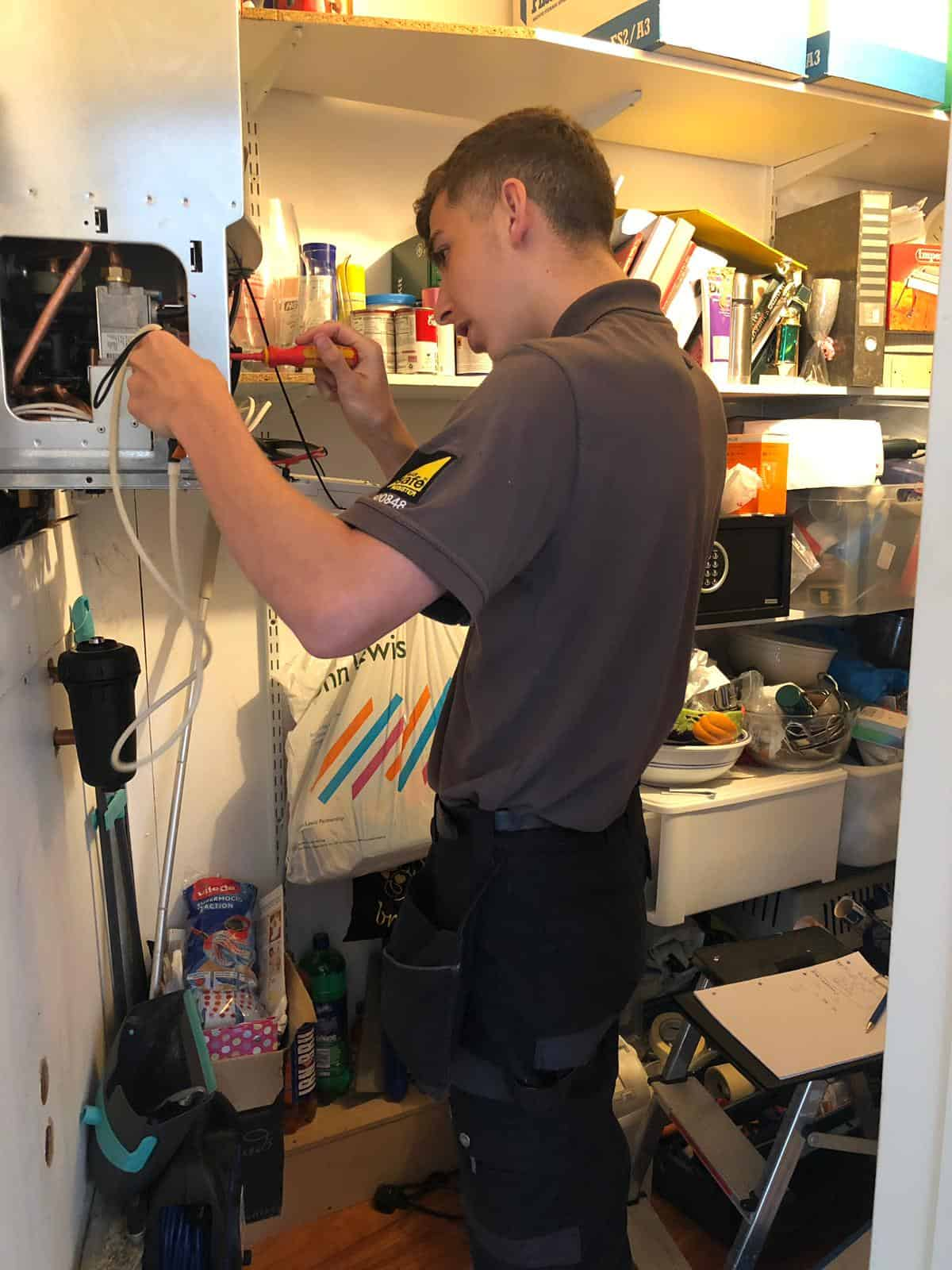 LCD Heating & Gas Apprentice 3