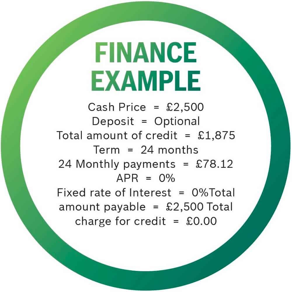 boiler finance Company